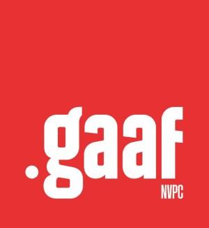 NVPC Punt Gaaf Logo Identity Merknaam