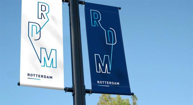 RDM Rotterdam - visueel ontwerp - roos & van de Werk